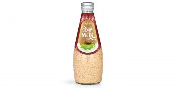 Coffee basil seed milk 290ml from RITA UK