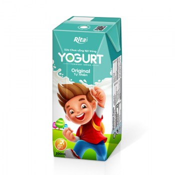 Box 200ml Strawberry Yoghurt Drink